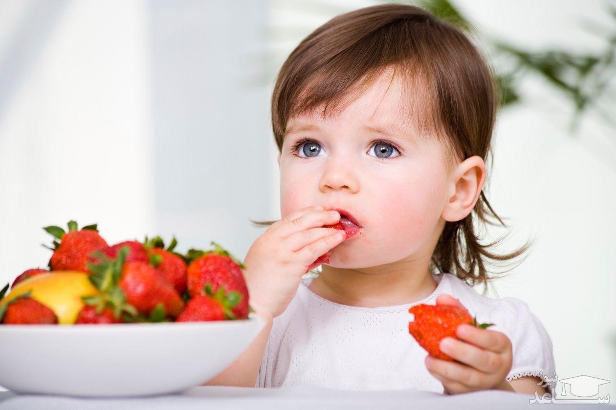 *اموزش معجون افزایش وزن کودک باطعم بسیارخوشمزه