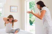 اثرات فریاد زدن بر سر کودکان
